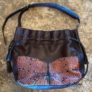 Lucky Brand hobo style purse